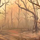 Great Forest by Iulian Thomas