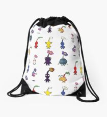 Pikmin: Fauna Drawstring Bag