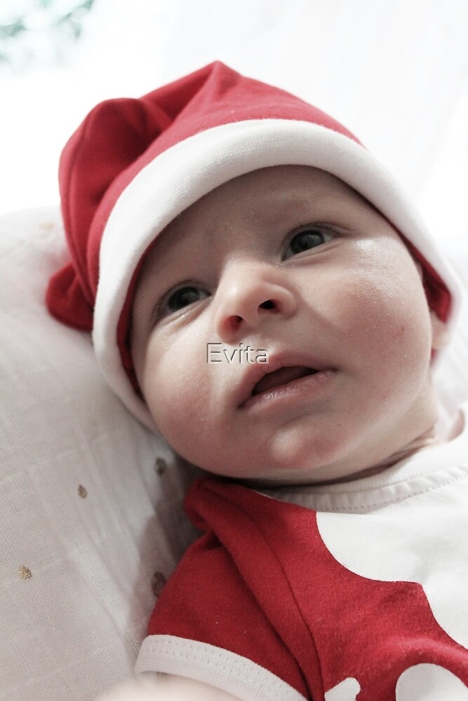 Baby's First Christmas! by Evita