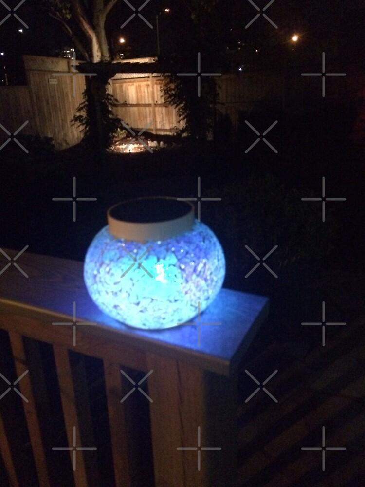 Blue lantern, Blue, Blue sparkle,  by PicsByMi