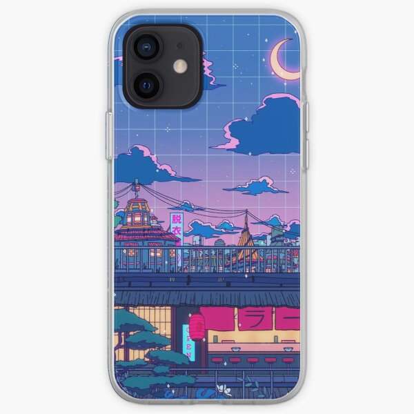 Ramen Village iPhone Soft Case