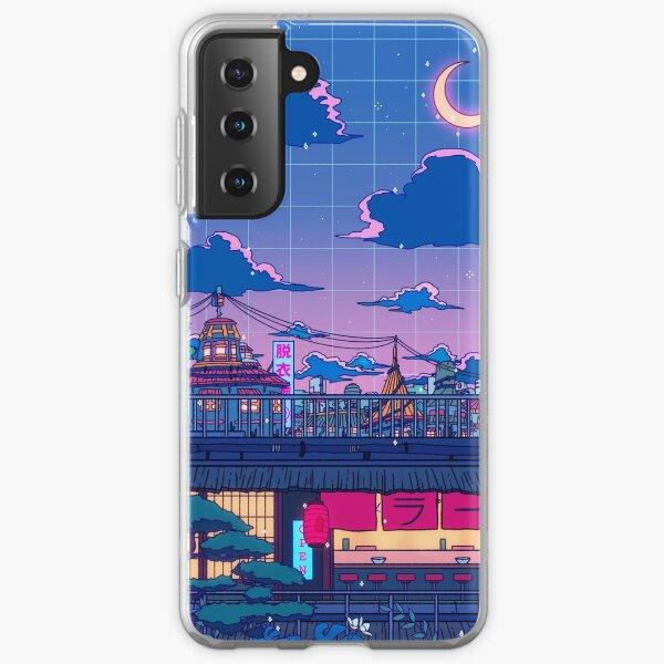 Ramen Village Samsung Galaxy Soft Case