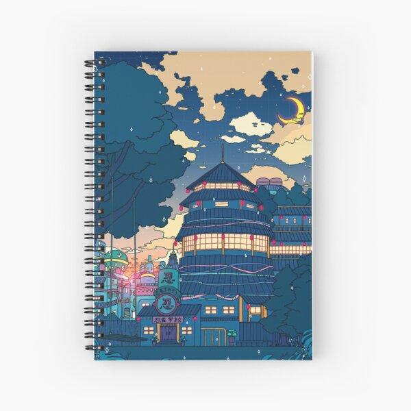 Sadness & Sorrow Spiral Notebook
