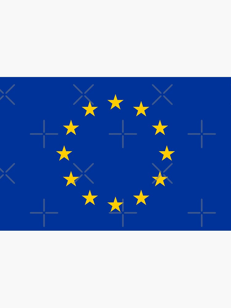 Flag of the European Union / Europe / EU Official Flag by states
