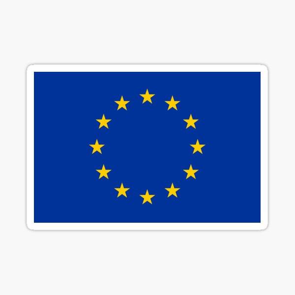 Flag of the European Union / Europe / EU Official Flag Sticker
