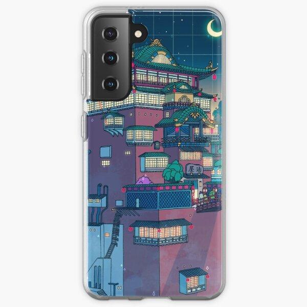 Bathhouse Night Samsung Galaxy Soft Case