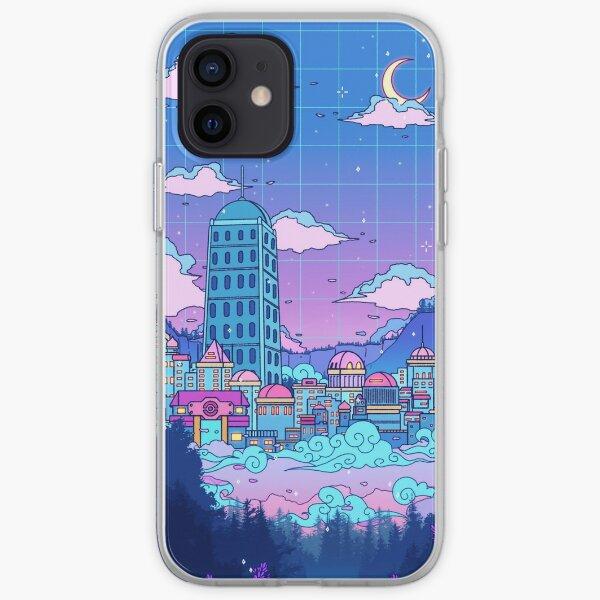 Lavender Town iPhone Soft Case