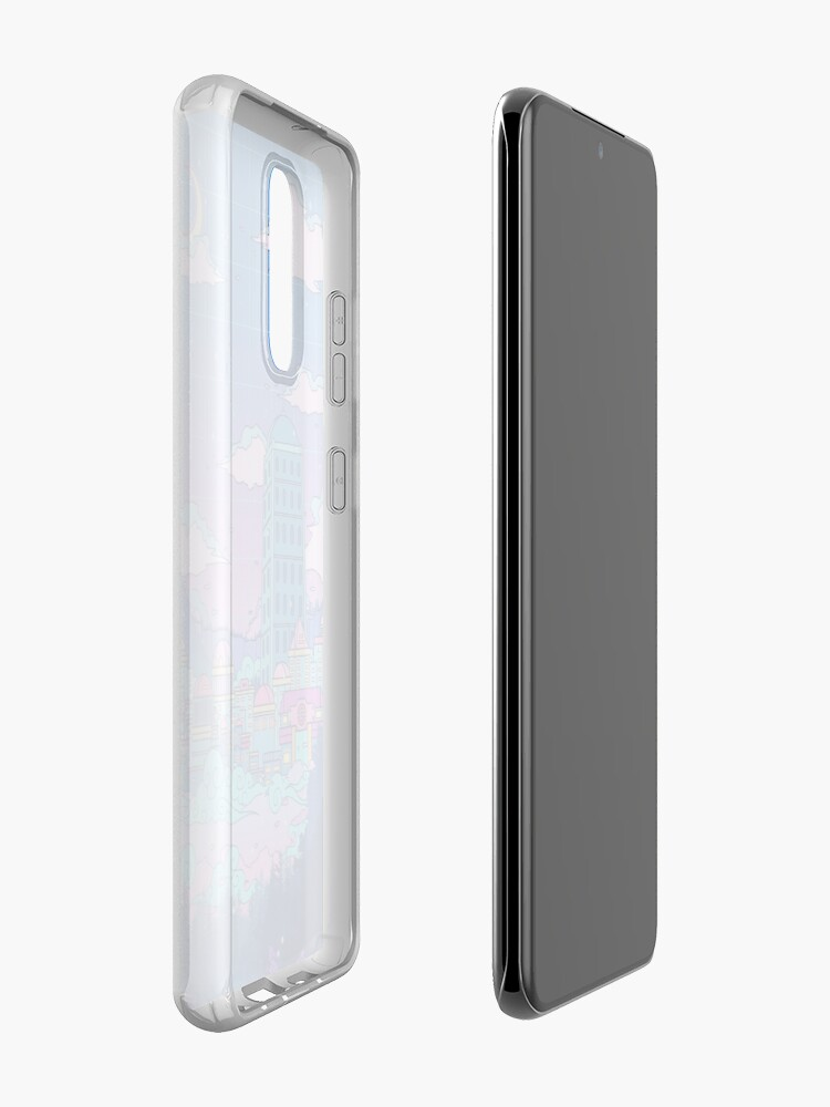 Alternate view of Lavender Town Case & Skin for Samsung Galaxy