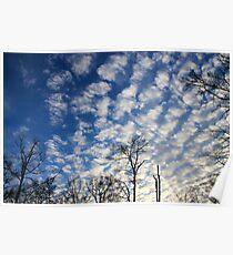 Evening Sky 0090 Poster
