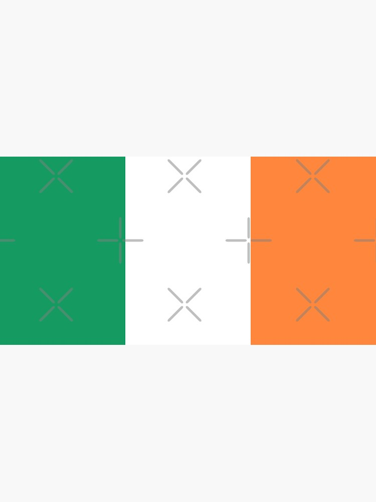 Flag of Ireland / Éire / Irish National Country Flag by states
