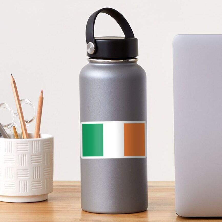 Flag of Ireland / Éire / Irish National Country Flag Sticker