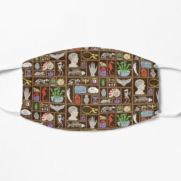 Cabinet of Curiosities Flat Mask