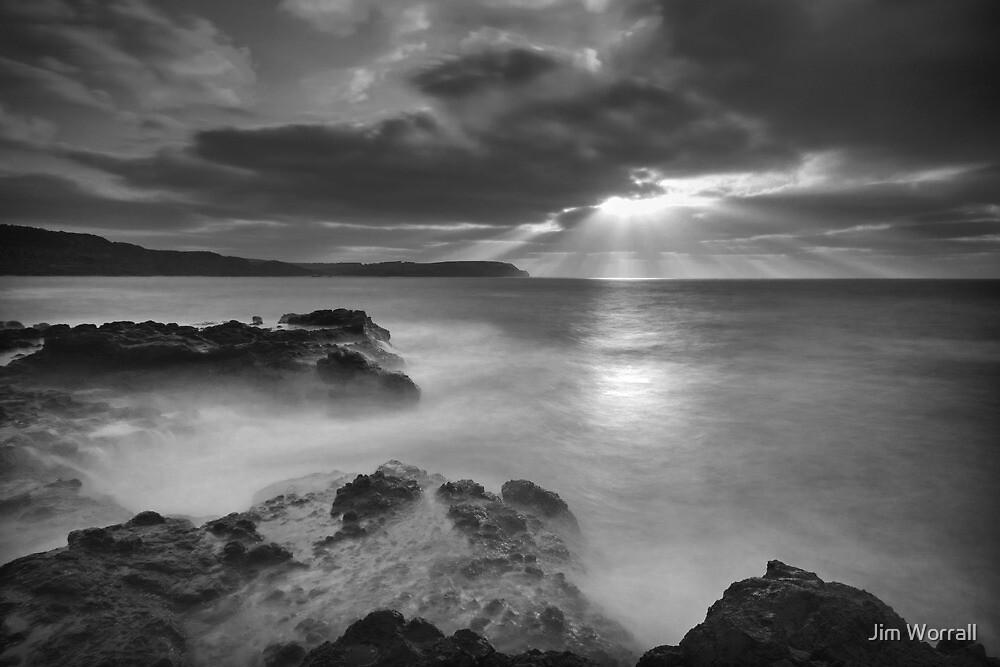 Dawn at Cape Schanck von Jim Worrall