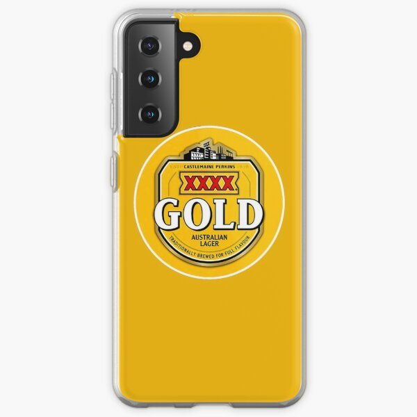 XXXX GOLD beer Samsung Galaxy Soft Case