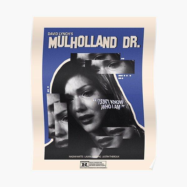 Affiche du film Mulholland Drive Poster