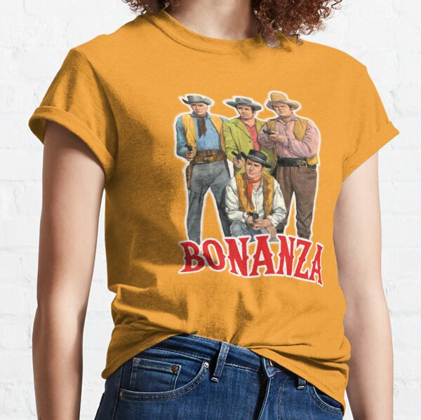 Bonanza Shirt, Sticker, Poster, Mask Classic T-Shirt