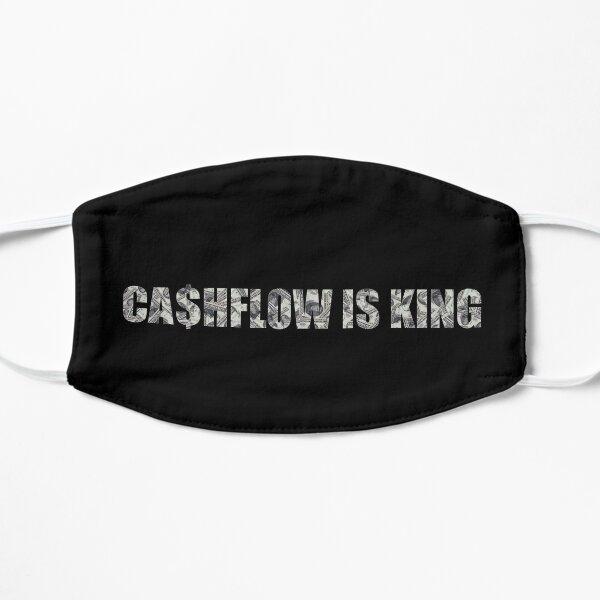 Cashflow is king design  Flat Mask