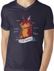such fantasy - comic sans version Mens V-Neck T-Shirt