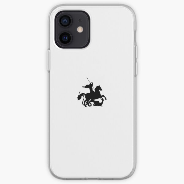 St George Silhouette iPhone Soft Case