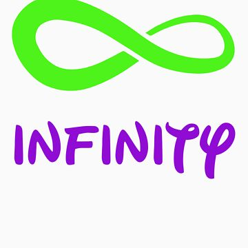 Infinity and Beyond Couple Shirt by taydizzle25