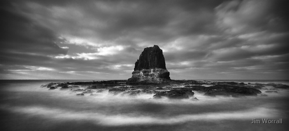 Dawn at Pulpit Rock by Jim Worrall