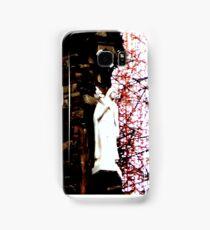 Mary Watches Samsung Galaxy Case/Skin
