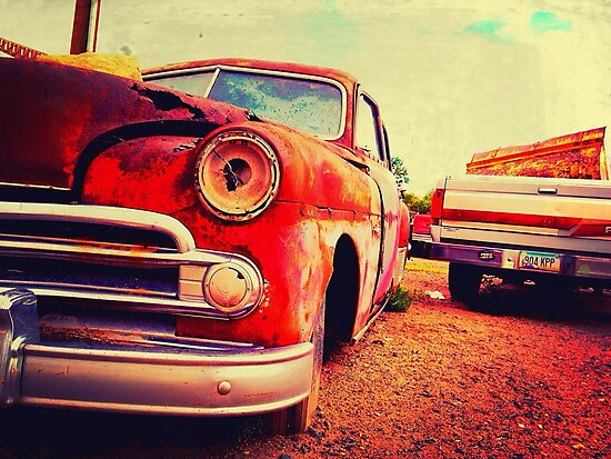 Hot Rod by MikePeterson91