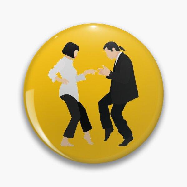 Mia + Vincent Iconic Dance Scene Pin