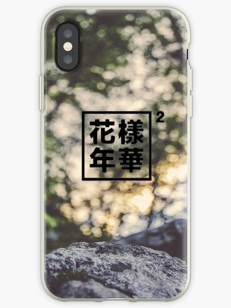 BTS - Most Beautiful Moment in Life Pt. 2: iPhone Case by idolheavenshop