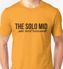 #the solo mid T-Shirt
