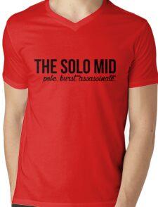 #the solo mid Mens V-Neck T-Shirt