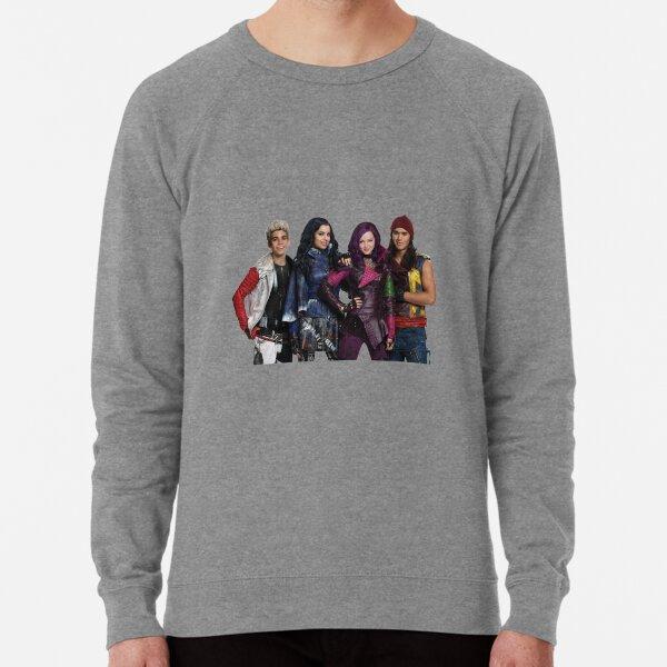 Descendants cute design Lightweight Sweatshirt