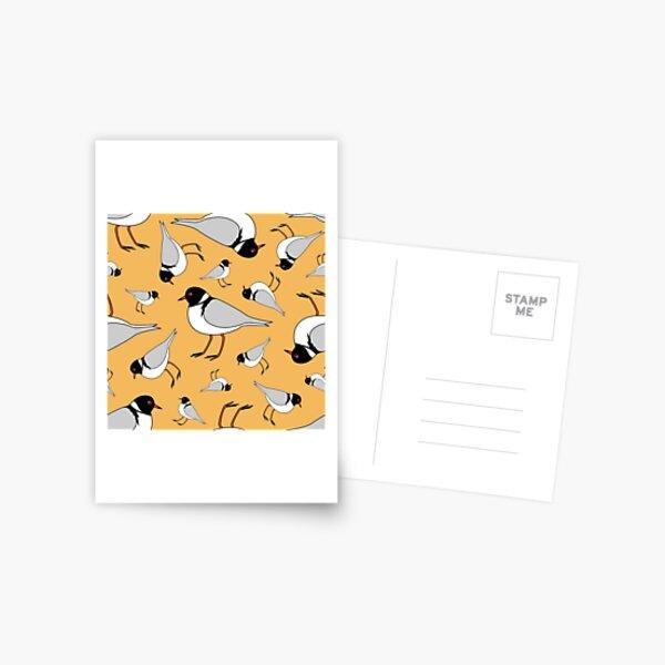 Hoodies Galore (gold) Postcard
