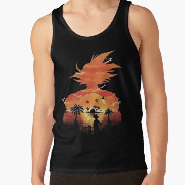 Dragon Ball Z, Son Goku Collection Tank Top