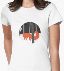 Winter Fox Women's Fitted T-Shirt