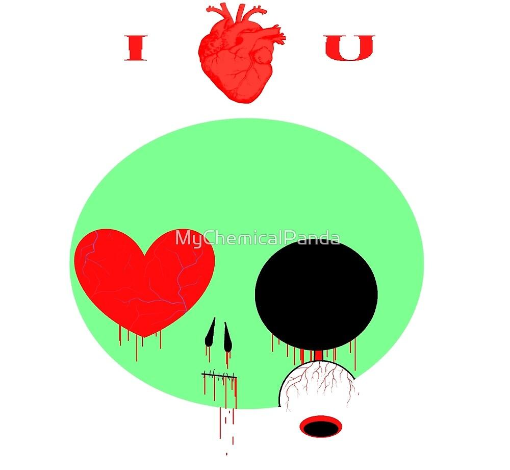 Zombie Love by MyChemicalPanda