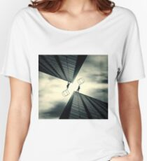 Symmetric inquisition Women's Relaxed Fit T-Shirt