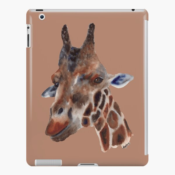 Handsome Giraffe iPad Snap Case