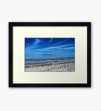 The Great Salt Lake Framed Print
