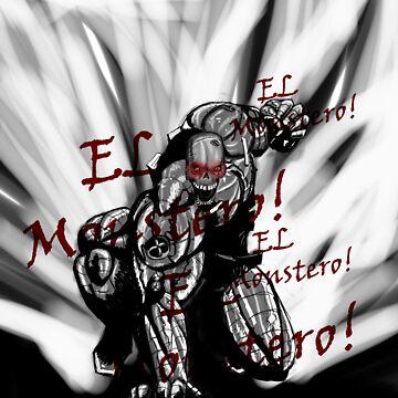 El Monstero! by MOKJavan