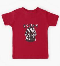Dazzle Camo Cylon - Battlestar Galactica Kids Clothes