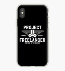 Red vs Blue Project Freelancer iPhone Case