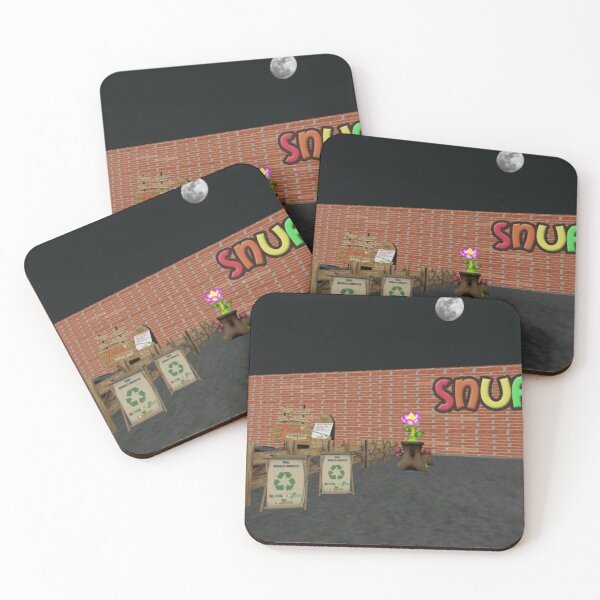 second life Coasters (Set of 4)