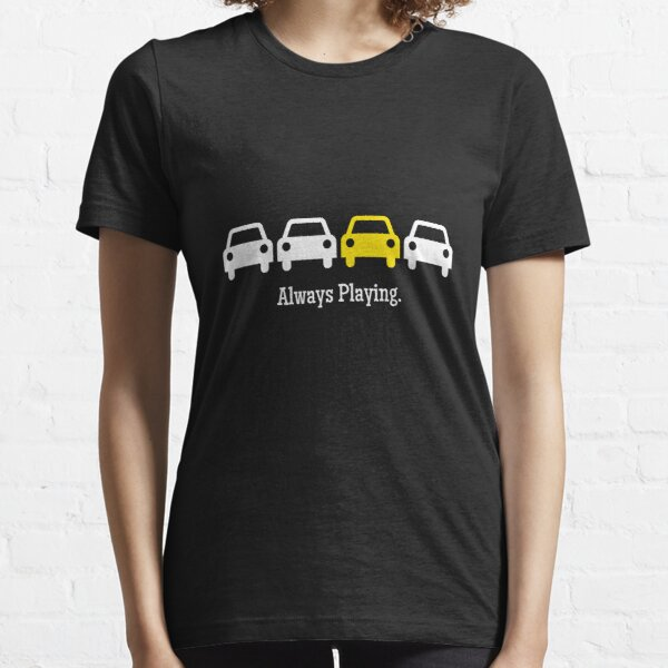 Cabin Pressure - Always Playing Yellow Car Essential T-Shirt