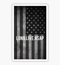 ASAP ROCKY FLAG Sticker