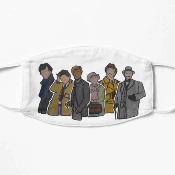 Detective Team Mask
