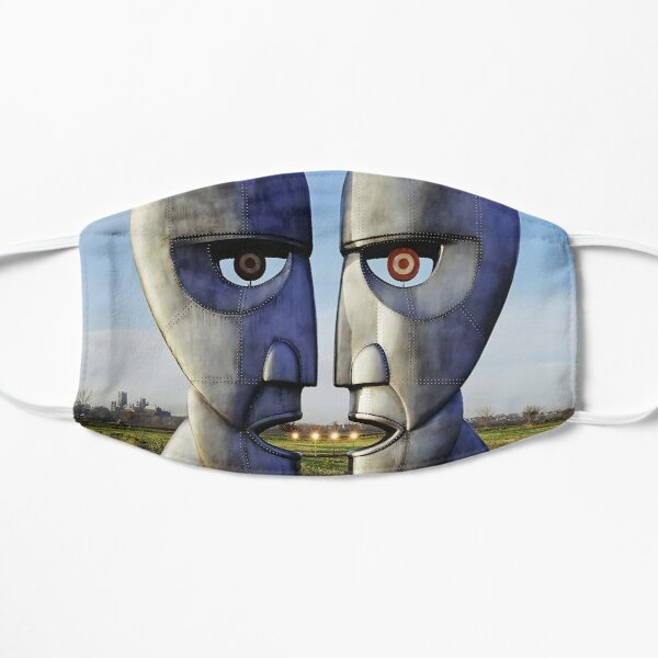 Art de Pink Floyd Masque sans plis