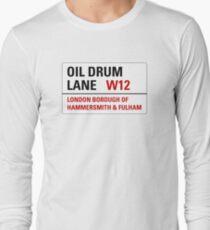 Oil Drum Lane - Steptoe & Son Long Sleeve T-Shirt