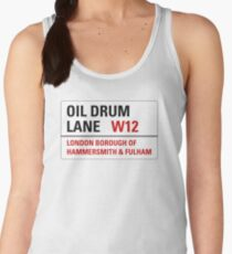 Oil Drum Lane - Steptoe & Son Women's Tank Top