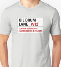 Oil Drum Lane - Steptoe & Son Unisex T-Shirt